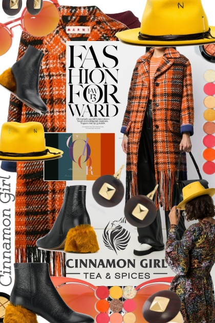 Cinnamon Spice and Everything Nice