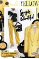 Marques Almeida Simplicity in Yellow and Black