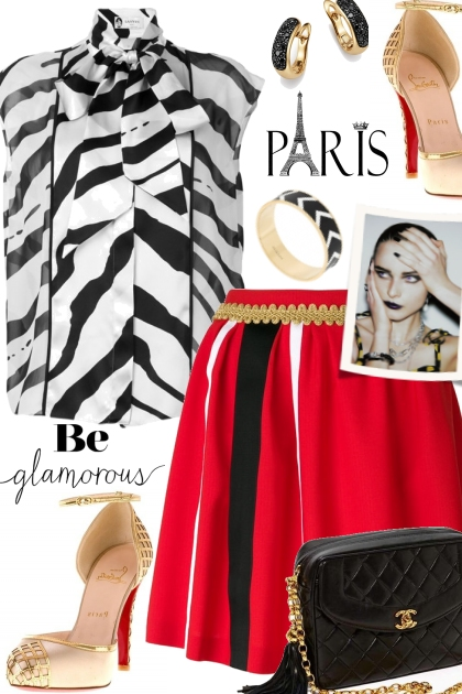 Be Glamorous`