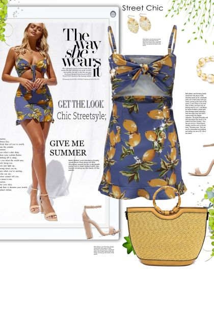 Get This Chic Summer Look