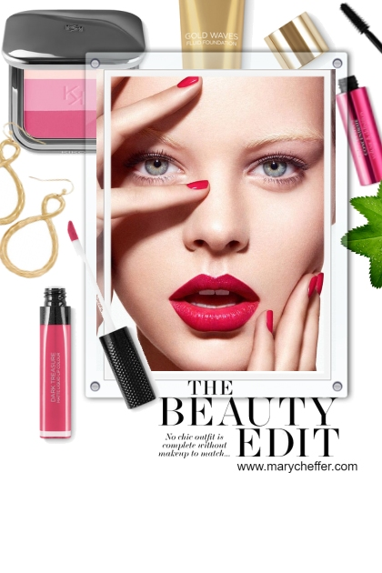 Hot Pink - The Beauty Edit