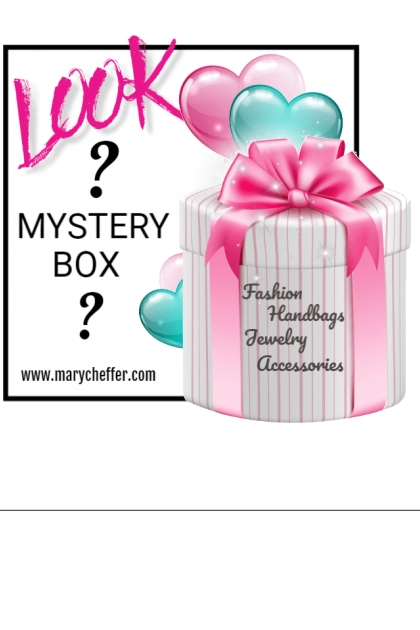 MYSTERY BOX – JUST FOR YOU!