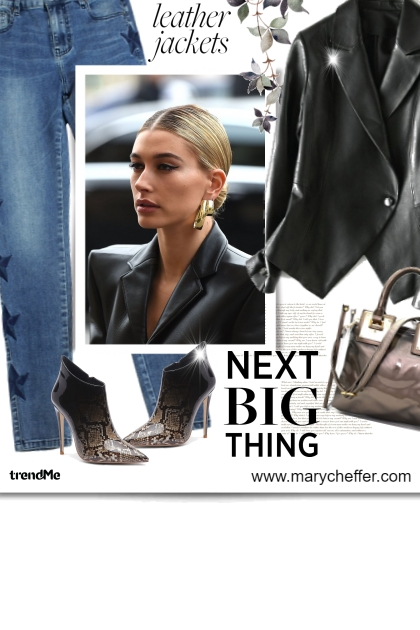 Leather jackets - Next Big Thing