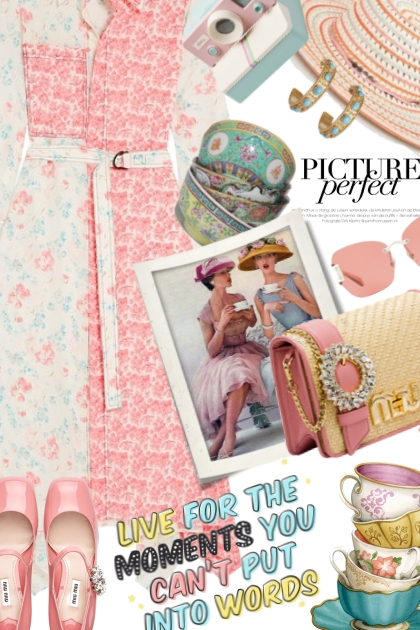 Miu2   Etc: Mi (Me) U (You) & Afternoon Tea- Combinazione di moda