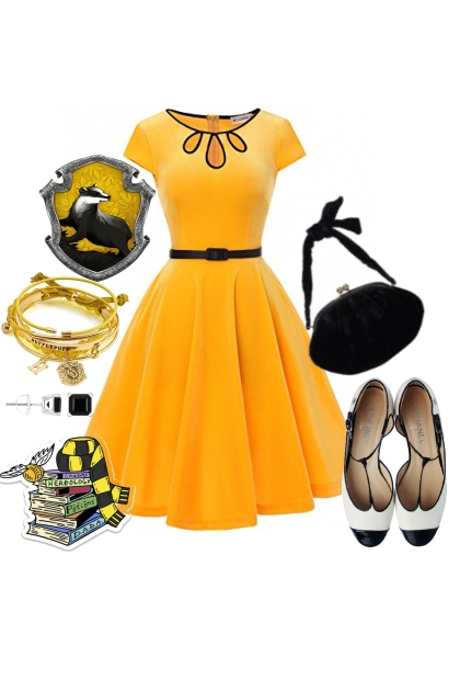 Hufflepuff Formal
