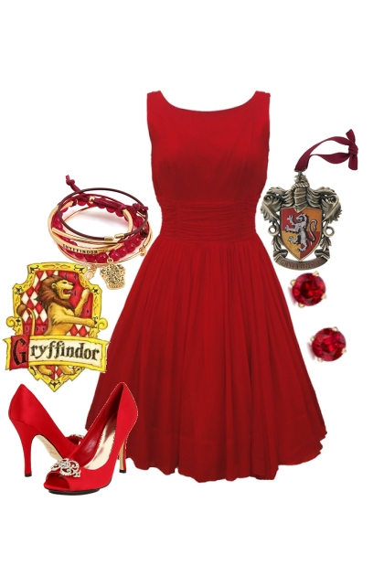 Gryffindor Formal