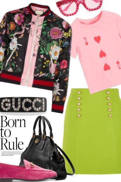 Gucci Style ~ Born to Rule