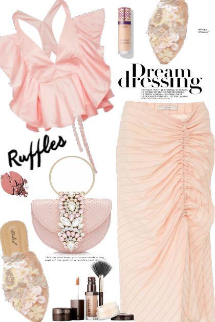 Dream Dressing * Ruffles