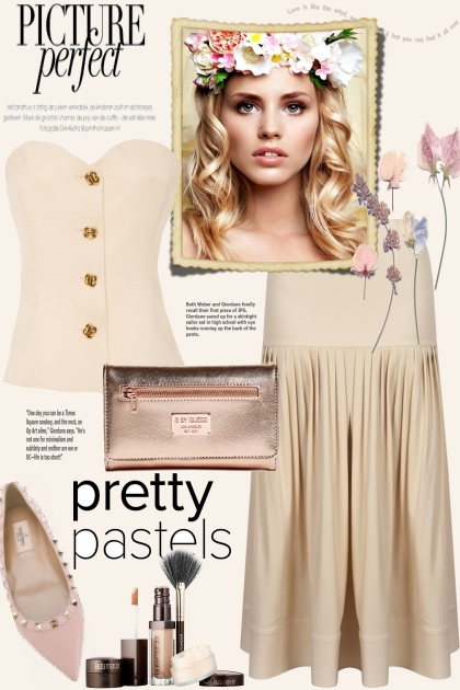 Picture Perfect~Pretty Pastels