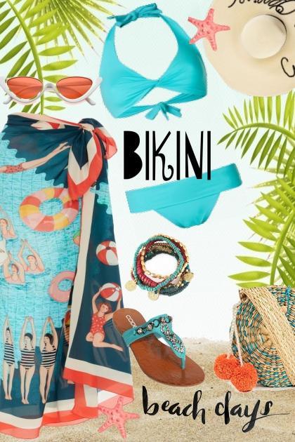 Bikini Beach Days