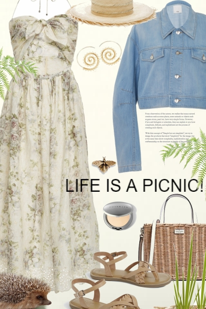 Life Is a Picnic! Enjoy It!
