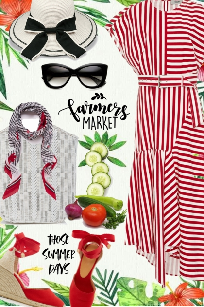 Farmer's Market~Summer