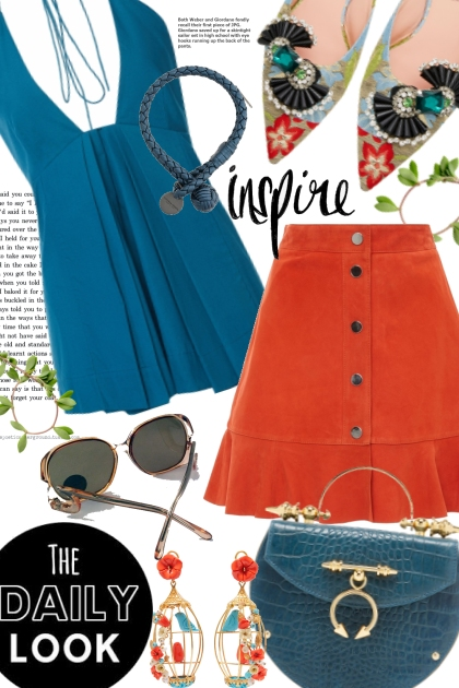 The Daily Look~Inspire