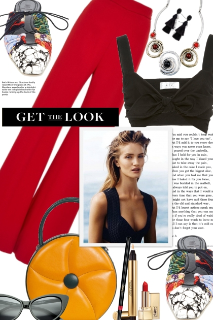 Get The Look~Summer Breeze