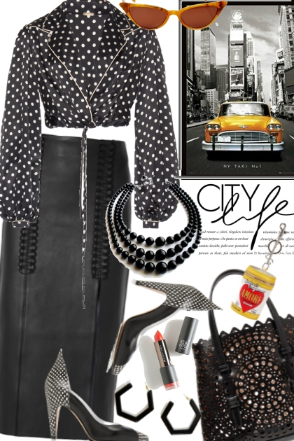 City Life~Power Dressing