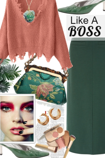 Like a Boss~Style