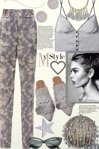 My Style~Gray Beautiful