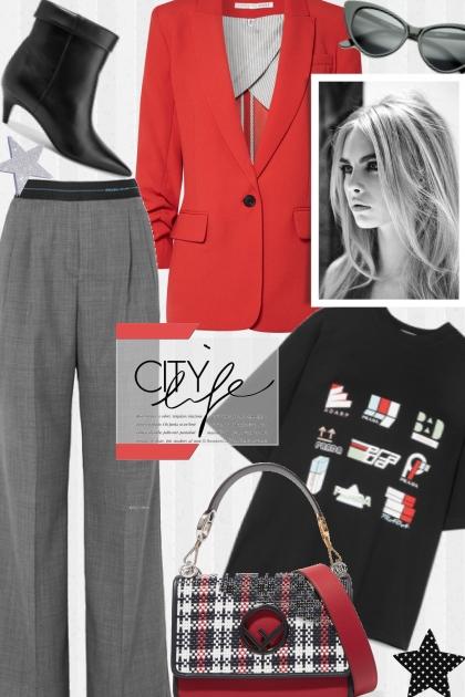 City Life~Chic