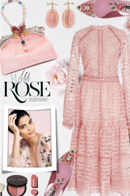 Wild Rose~ Pastels