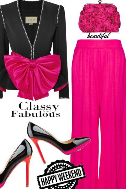 Classy Fabulous