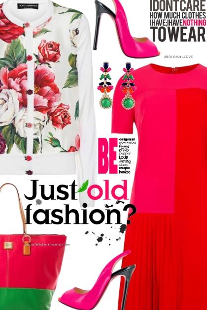 ❤️Old Fashion