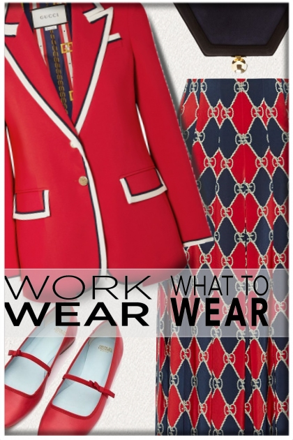 ❤️What to wear workwear