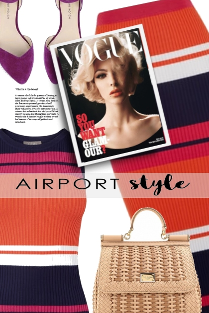 ❤️Airport style