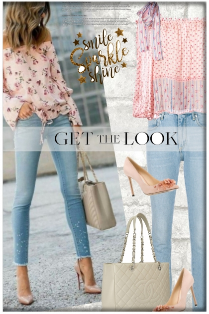 ❤️GET THE LOOK