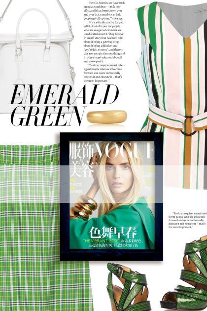 Emerald Green ....a girls best friend