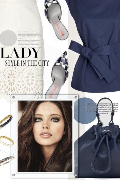 Lady Style in the City