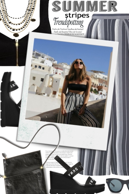 Trendspotting Summer Stripes