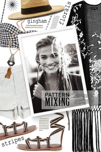 Summer pattern mixing