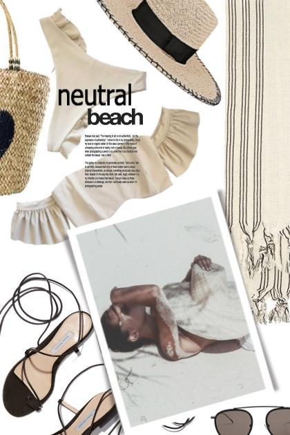 neutral beach