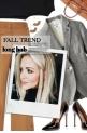 """Fall Trend """"The long Bob Cut"""""""