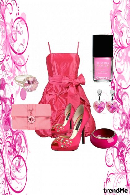 Pink...Party