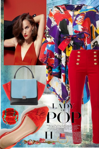 Lady of Pop
