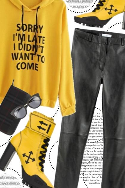 2020-164- Combinazione di moda