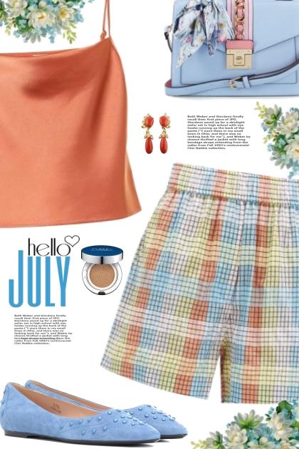 July 2- Fashion set