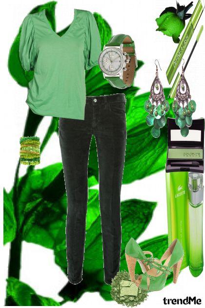 ..green.. :)