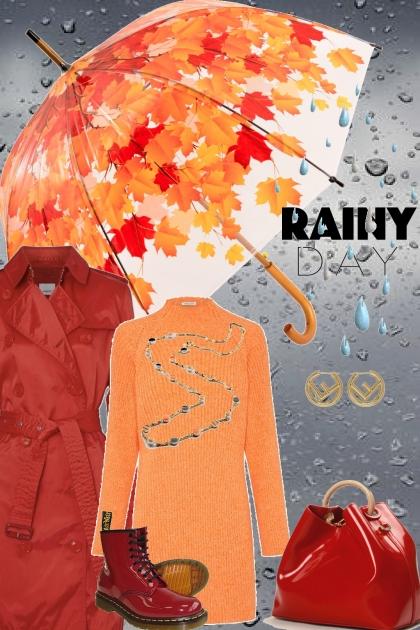 FALL RAINY DAY