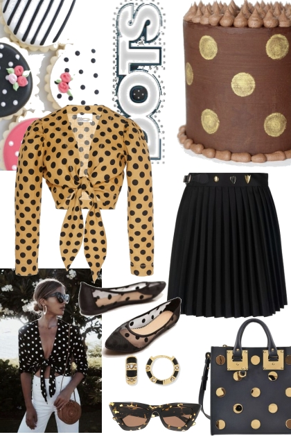 HOW TO WEAR POLKA SHOES