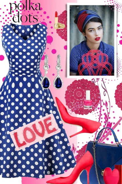 POLK DOT LOVE <3