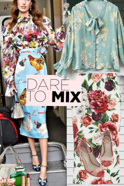 DARE TO MIX