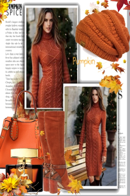 Pumpkin Spice...Everything Nice