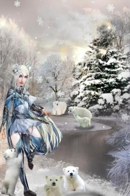 The Polar Bear Fairy
