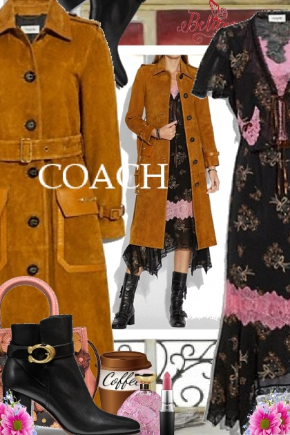 COACH FOR FALL