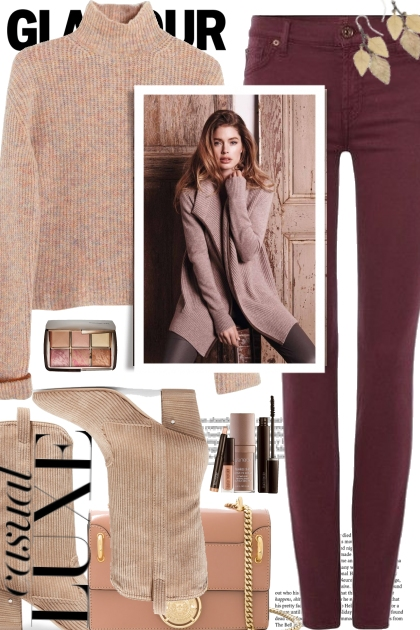 CASUAL LUXE