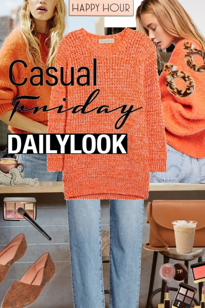 Casual Friday Daily Look