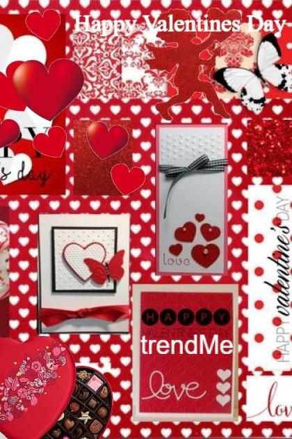 Happy Valentines Day trendMe