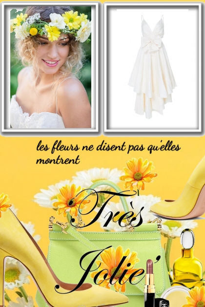 "Tre's Jolie"""